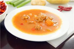 匈牙利风味牛肉汤