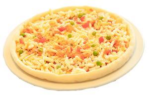 浓香泰式鸡肉披萨