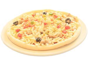 龙顺美味牛肉披萨
