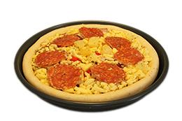 意式萨拉米披萨